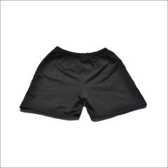 Black Plush Short $240 (Back)
