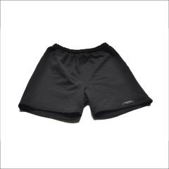 Black Plush Short $240 (Front)