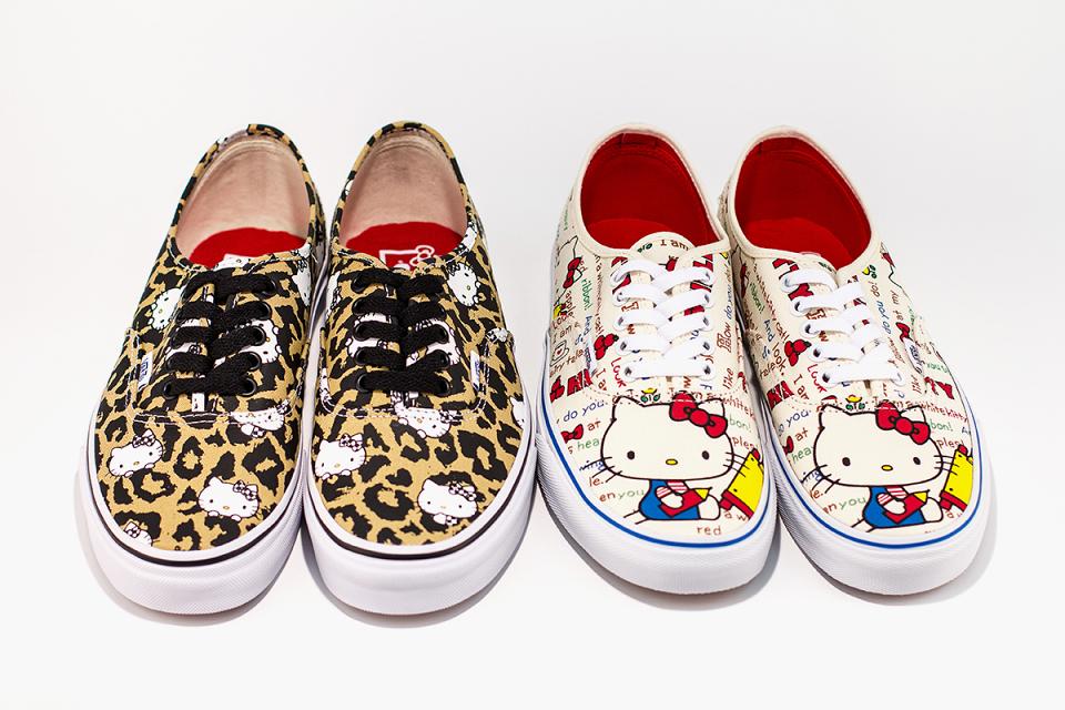 Vans Kitty